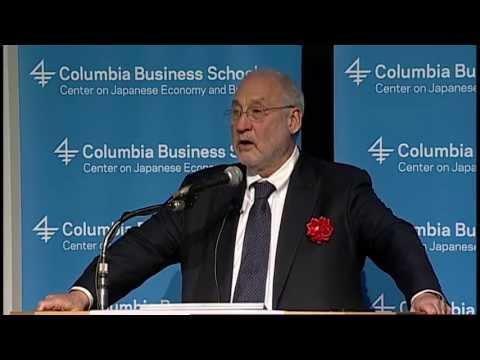 Joseph Stigltiz: Increasing Inequality Within Countries