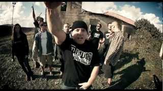DISL AUTOMATIC FT. FILFY - NEVER BACK DOWN (OFFICIAL HIP HOP VIDEO)