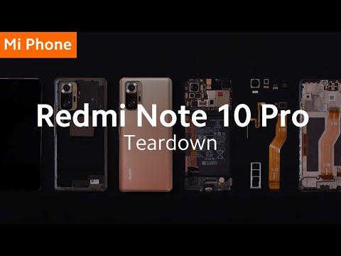 Xiaomi Redmi Note 10 Pro NFC (64GB) Glacier Blue