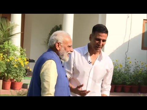 LS elections 2019: PM Modi, Akshay Kumar full interview