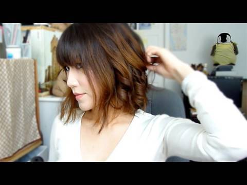 youtube short hair styling styling hair 7328 | hqdefault