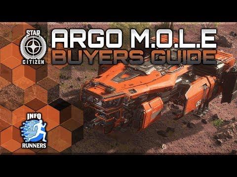 Argo Mole | Buyers Guide | Star Citizen 3.8