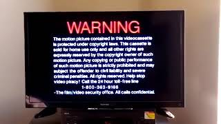 Opening To Jonah A VeggieTales Movie 2003 VHS