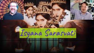 Music Teacher & Kyle Walz React to Isyana Sarasvati IL SOGNO Reaction Review