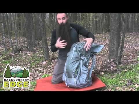 Gregory Contour Internal Frame Backpacks