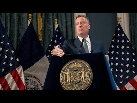 Trump, 'Sanctuary City' Mayors on Collision Course