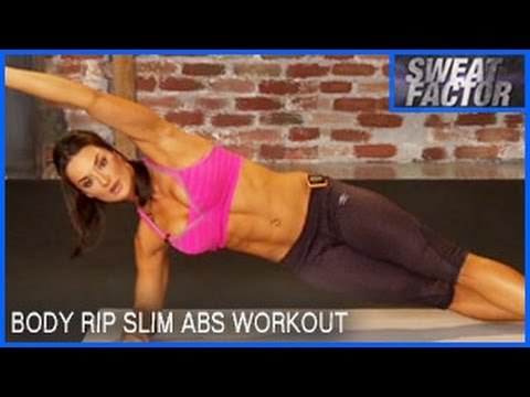 Body Rip Slim Abs Workout: Sweat Factor- Whitney