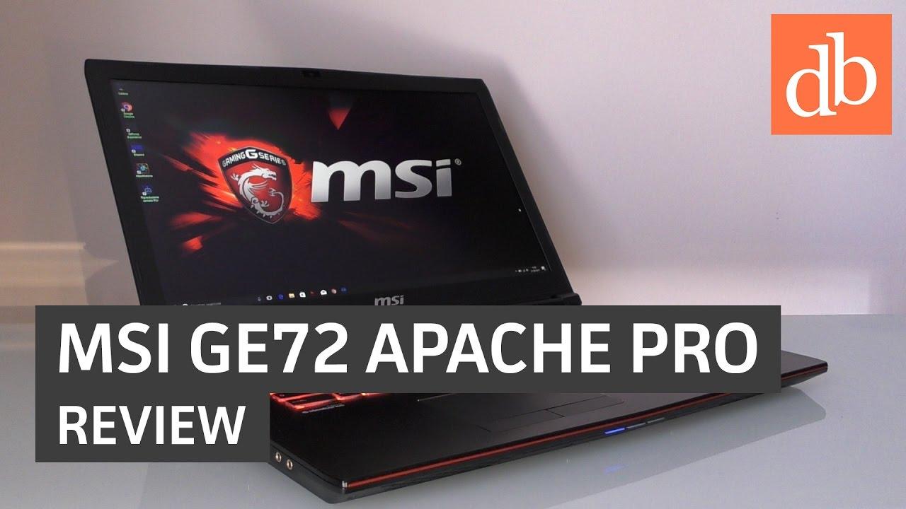 Msi Ge72 7re Apache Pro Recensione Ridble Youtube