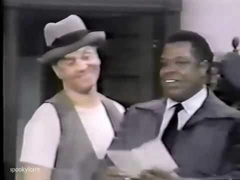 Interracial Honeymooners - George Kirby as Jackie Gleason w. Sheila MacRae