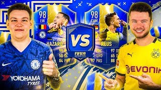 FIFA 19: TOTS CHALLENGE SQUAD BUILDER BATTLE vs SAKUL 🔥🔥