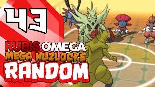 LA REVANCHE ! - Pokémon Rubis Oméga #43 - MÉGA NUZLOCKE RANDOM