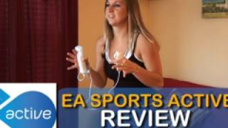 EA Sports Active Review Fitness Test