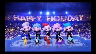 bigbang happy new year vips