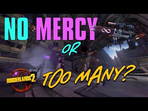 SWAPPING DOC MERCY?! - DOUBLE INFINITY DROP!! [Borderlands 2]
