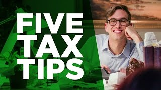5 Tips For People Who Don't Understand Taxes