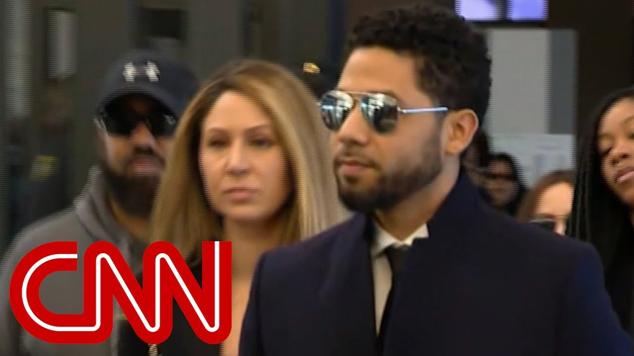 Trump Orders The FBI and the DOJ to review Jussie Smollett case