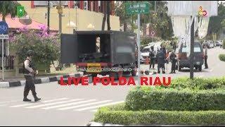 Download Video 🔴 LIVE TEROR DI POLDA RIAU MP3 3GP MP4