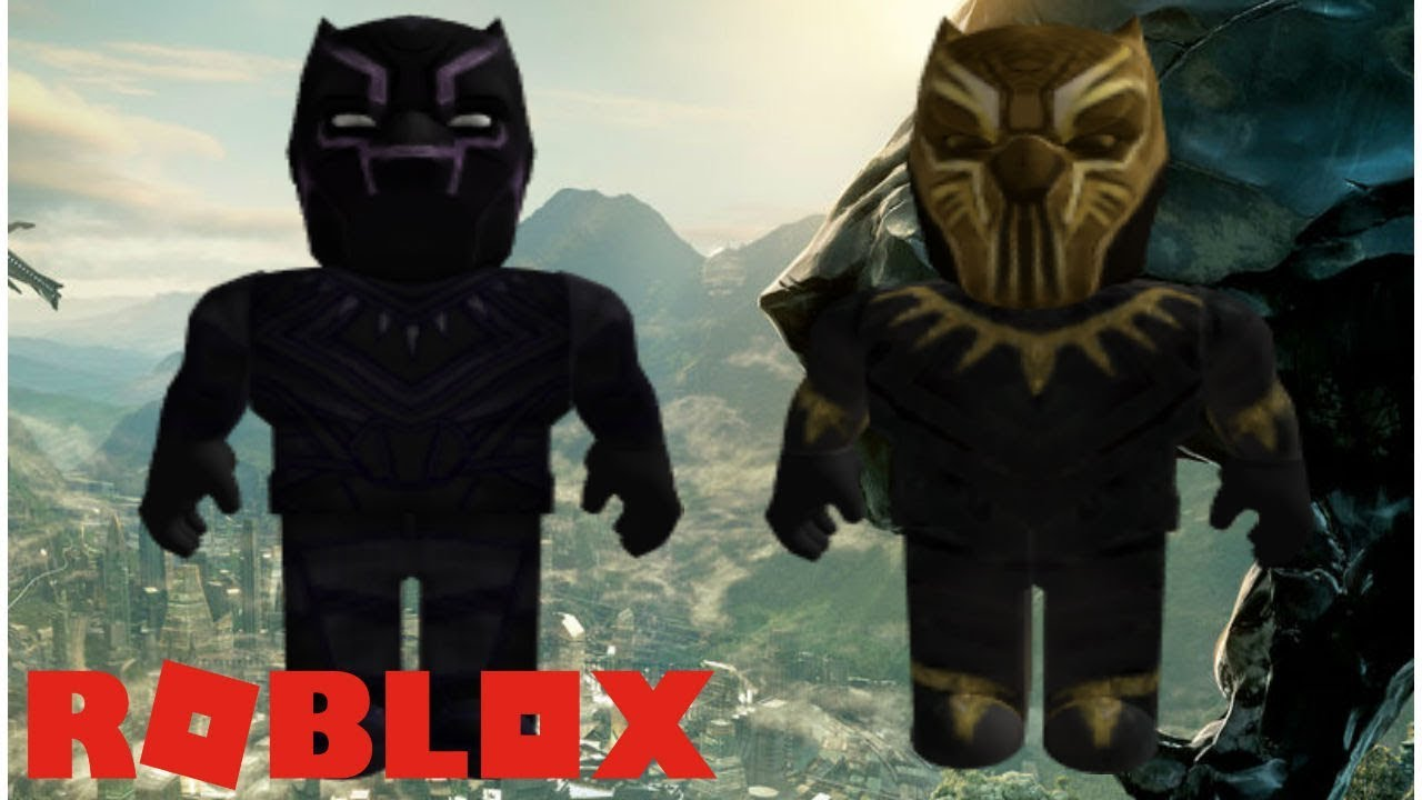 23285a6ecc8 Codes for Black Panther and Killmonger - YouTube