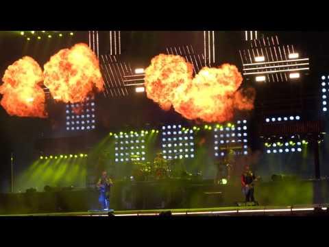 RAMMSTEIN - Sonne - live in Tallinn 11.06.2017.