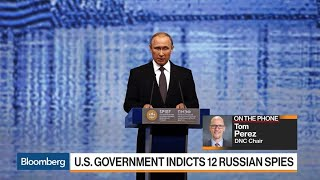 Mueller Investigation Is Not a Witch Hunt, DNC Chairman Says
