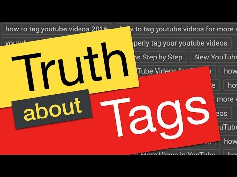 How Do Tags Work On YouTube