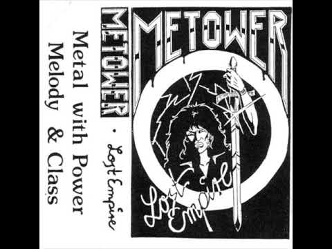 Metower- Lost Empire (FULL ALBUM) 1987