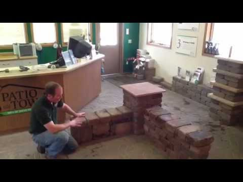 How To Build A Freestanding Wall.