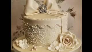 Kue Pernikahan Yang Elegan