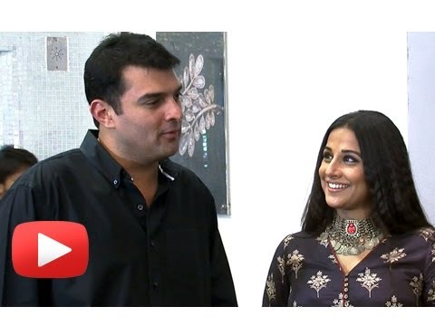 Vidya Balan And Siddharth Roy Kapur's Confessions After Marriage ! [HD]