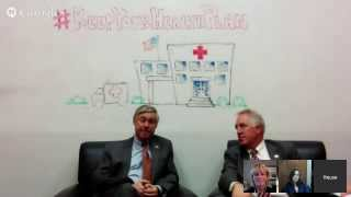 Google Hangout with Chairman Fred Upton (R-MI) and Representative John Shimkus (R-IL)
