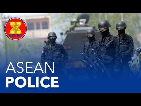 ASEAN - Police