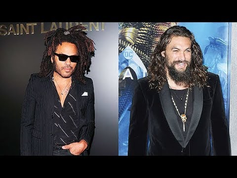 Lenny Kravitz wishes Jason Momoa a happy birthday, but it's Lisa ...
