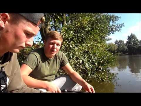 Carp Fishing At The Caravan Park