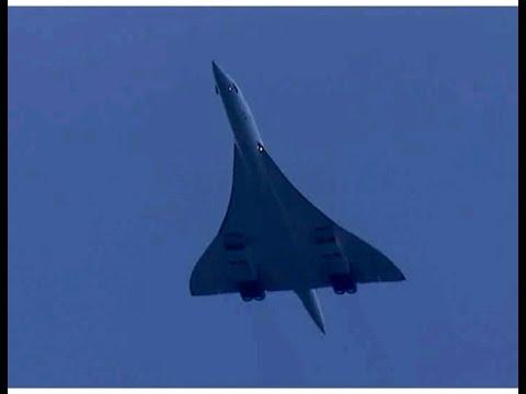 BIG Air Show Concorde Clip
