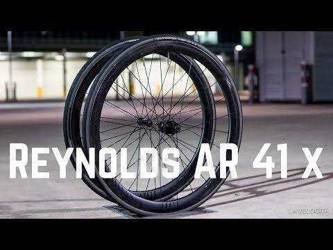 Reynolds AR 41 x wheelset review  weird flex but ok?