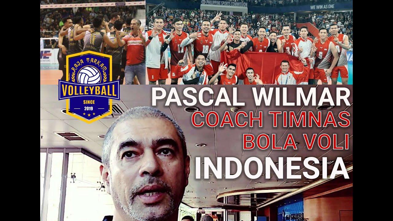 MAJUNYA BOLA VOLI INDONESIA KARENA PELATIH INI ! COACH PASCAL WILMAR!