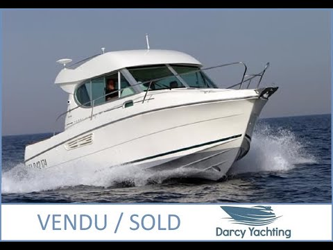 Jeanneau Merry Fisher 750 - Darcy Yachting
