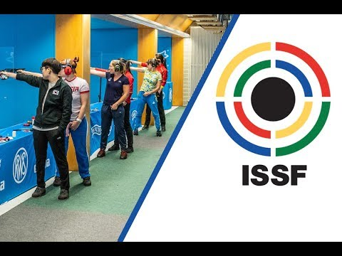 25m Pistol Women Final - 2018 ISSF World Cup Stage 4 in Munich (GER)