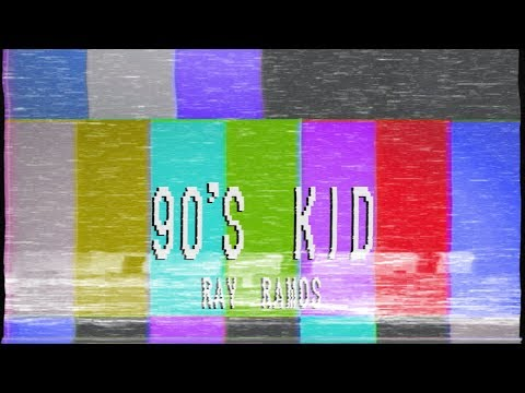 Ray Ramos - 90s KID (OFFICIAL VIDEO)