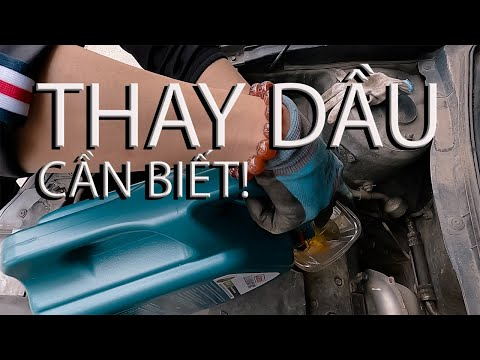 3 Lưu ý khi Thay dầu nhớt ô tô định kỳ | DatCar