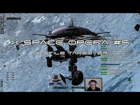 [X3LU] X Space Opera #9: Hostile Takeover