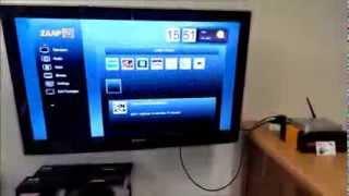 ZaapTV HD509N Arabisches IPTV / Arabic IPTV www.satshop.tv