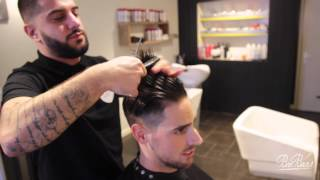 BarBaas - Shia Labeouf Lawless Inspired Hairstyle