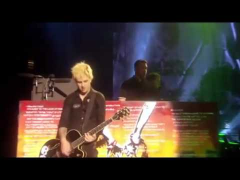 Green Day - Minority (Live, World Stage MTV)