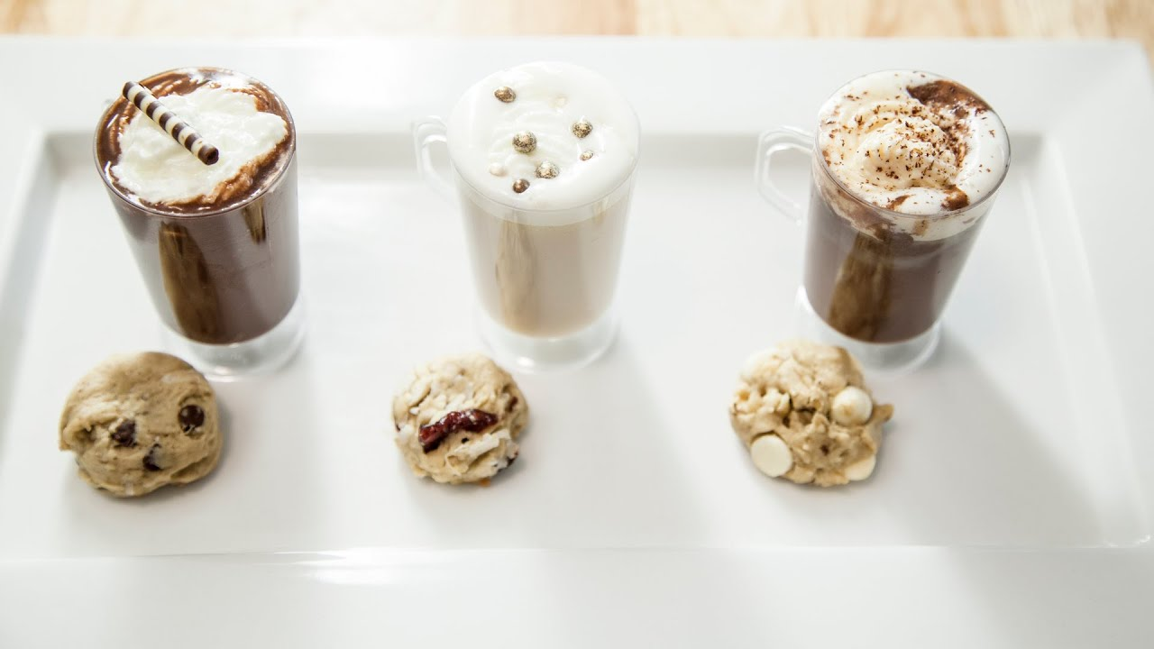 Mini Hot Cocoa Cookies Recipe — Dishmaps