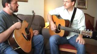 Dan Tyminski and Ron Block Guitar Techniques