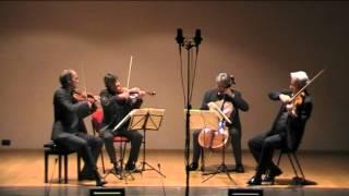 Quartetto Auryn - J. Haydn - quartetto op 64 n 6 - andante (2/4)