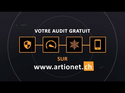 Audit sécurité Powered by Artionet