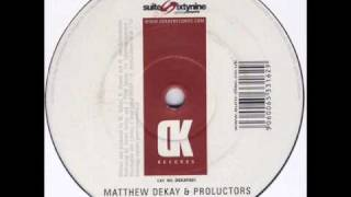Matthew Dekay- Behind Secret Borders