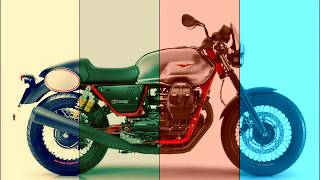 2017 Moto Guzzi V7 III Preview